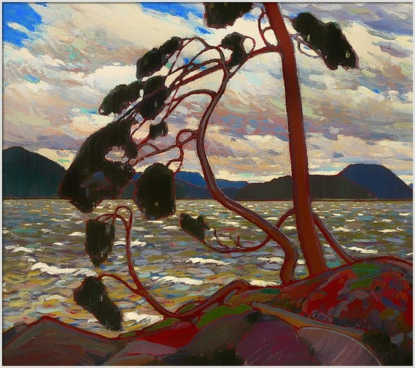 Tom Thomson - The West Wind Print