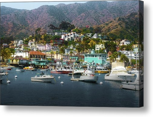 Joseph Hollingsworth - Catalina Express  View Print