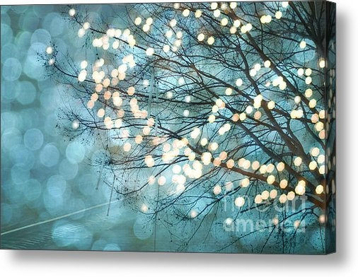 Kathy Fornal - Surreal Dreamy Twinkling ... Print