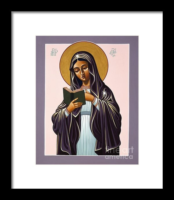 William Hart McNichols - Mother of the Incarnate W... Print