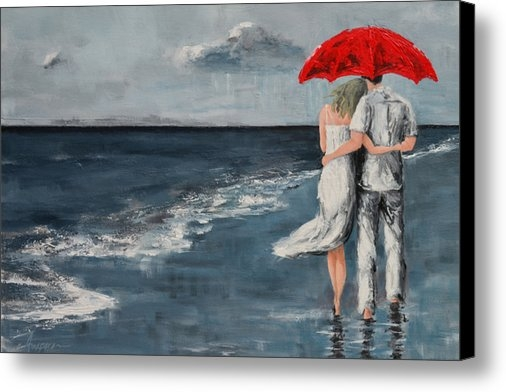 Patricia Awapara - Under our Umbrella Print