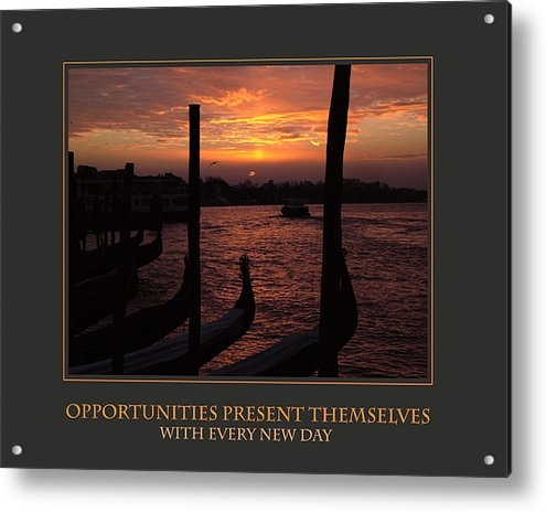 Donna Corless - Opportunities Present The... Print