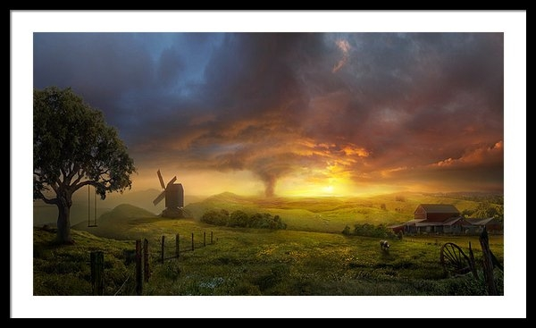 Philip Straub - Infinite Oz Print