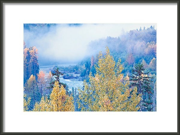 Doug Keech - Where Eagles Soar Print