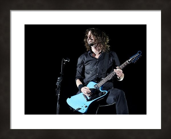 Ben James - Foo Fighters Print