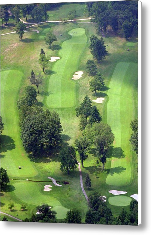 Duncan Pearson - 11th Hole Sunnybrook Golf... Print