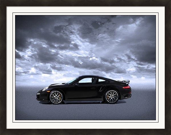 Mark Rogan - The 911 Turbo Print