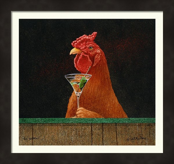Will Bullas - The Cocktail... Print