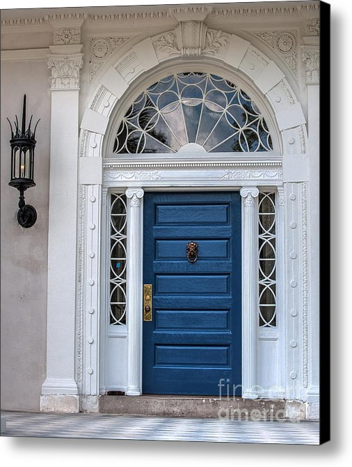Dale Powell - Doors of Charleston Print
