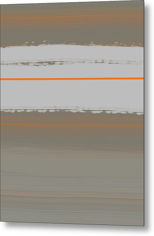 Naxart Studio - Abstract Orange 4 Print