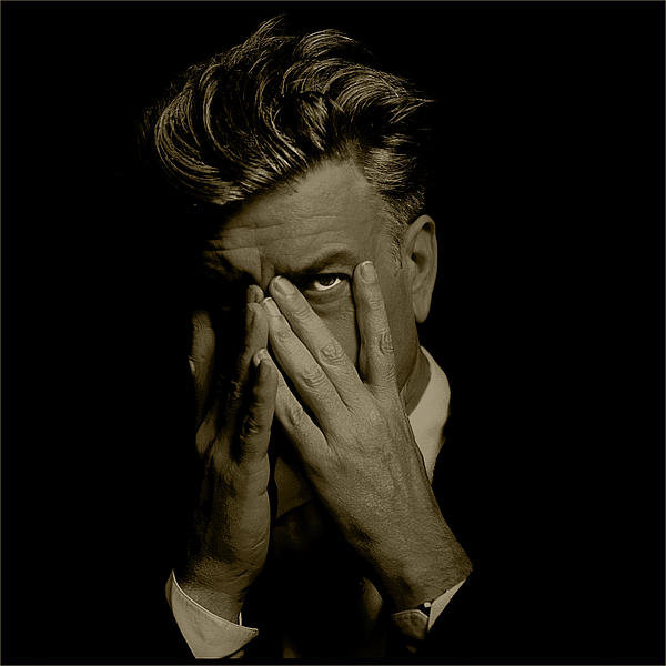 Yo Pedro - David Lynch Hands Print