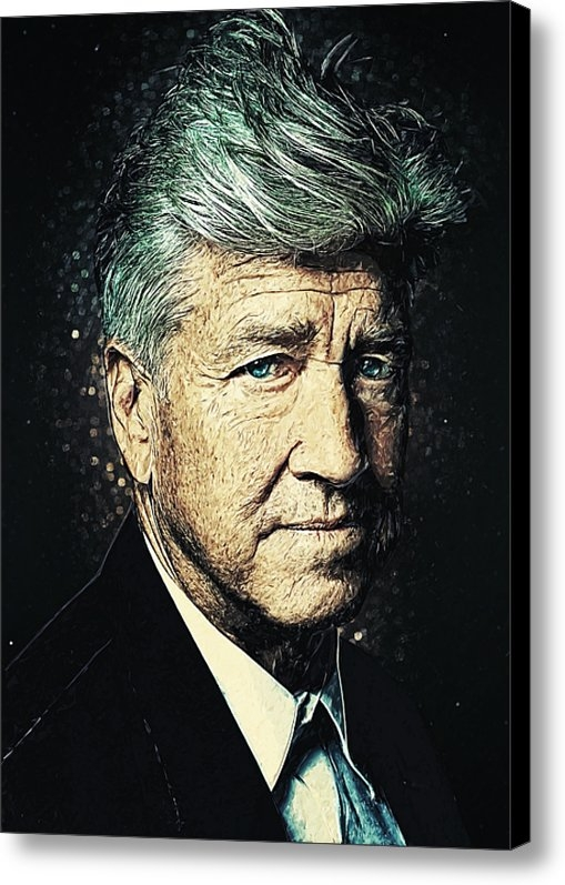 Taylan Soyturk - David Lynch Print