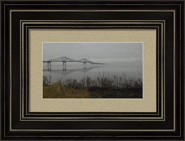 Robert Wingate - Tappan Zee Bridge in the ... Print