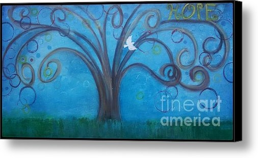 Heather Randazzo - Hope and Peace Print