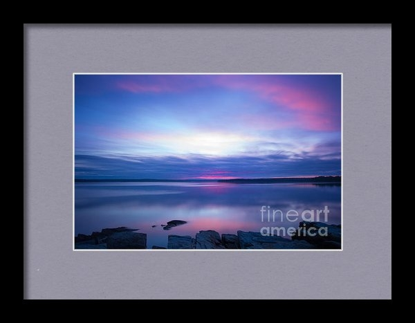 Susan Garver - The Calm Before The Storm Print