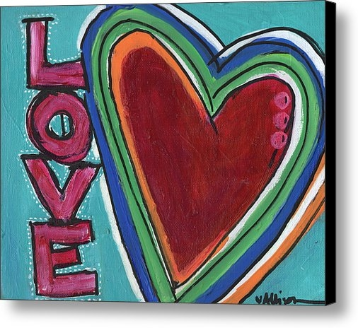 Allison Crow - Big Love Print