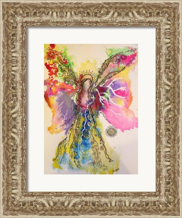 Pamela Weeden - Butterfly Wings  Print