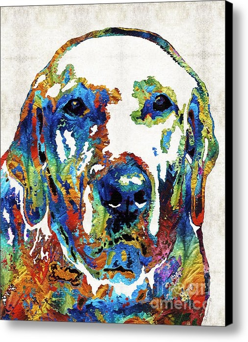 Sharon Cummings - Labrador Retriever Art - ... Print