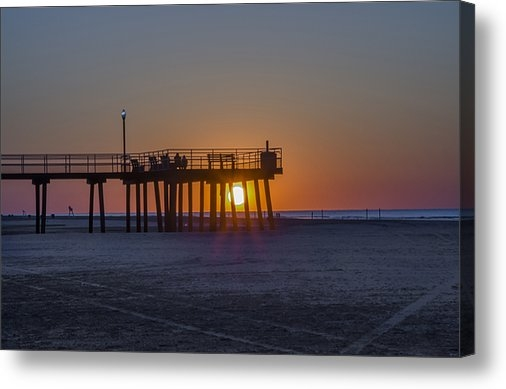 Bill Cannon - Amazing Sunrise - Wildwoo... Print